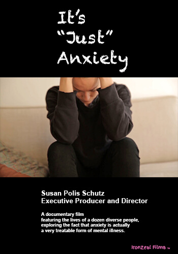 It's 'Just' Anxiety Documentary (2017)